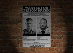 Wallpapers TV Soaps Scofield&Burrows