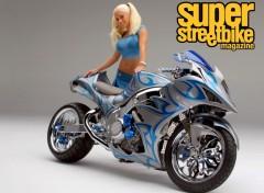 Fonds d'�cran Motos Image sans titre N�153106