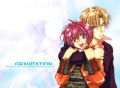 Wallpapers Manga Gravitation