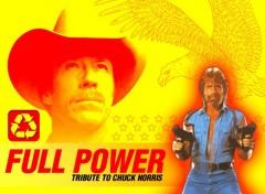 Fonds d'écran Célébrités Homme Chuck Powa