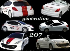 Wallpapers Cars generation 207