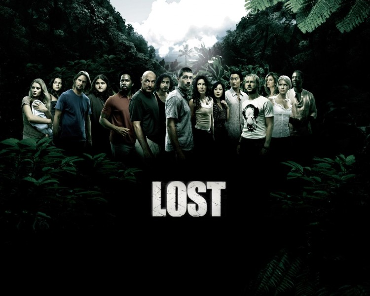 Fonds d'écran Séries TV Lost, les Disparus promo saison 2 lost