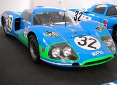Wallpapers Cars Matra 630