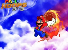 Wallpapers Video Games Mario in the Sky