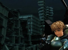 Fonds d'écran Manga Appleseed Widescreen !