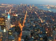 Fonds d'écran Voyages : Amérique du nord New York en plein traffic