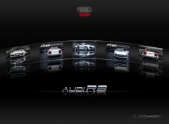 Wallpapers Cars Audi R8