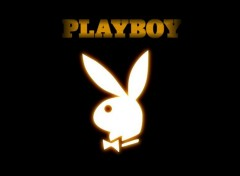 Wallpapers Brands - Advertising playboy brown