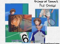 Fonds d'écran Manga prince of tennis