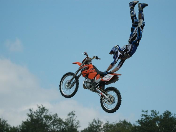 Fonds d'écran Motos Motocross Wallpaper N°157021