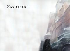 Wallpapers Fantasy and Science Fiction Castelcerf par John Howe