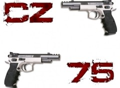 Wallpapers Objects CZ 75 CHAMPION PISTOL