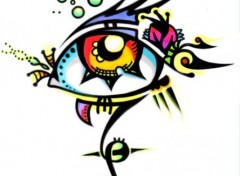 Fonds d'écran Art - Crayon l'imagination