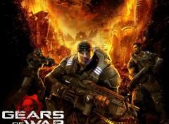 Wallpapers Video Games gear of war poster