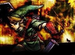 Fonds d'écran Jeux Vidéo The Legend of Zelda Twilight Princess