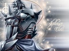 Fonds d'écran Manga Alphonse Elric