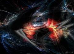 Fonds d'écran Art - Numérique abyss