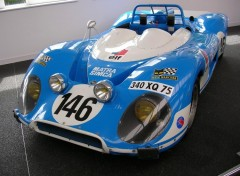 Wallpapers Cars Matra MS 650