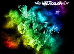 Wallpapers Digital Art Multicolor