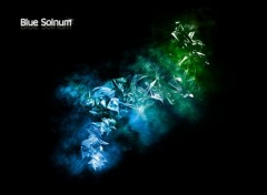 Wallpapers Digital Art Blue Solnum
