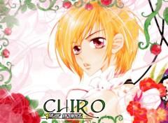 Fonds d'écran Manga chiro