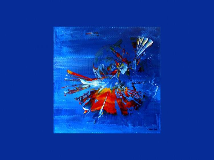 Fonds d'écran Art - Peinture Abstrait aquaero