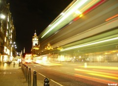 Fonds d'écran Voyages : Europe Princess Street on Edinburgh
