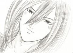 Fonds d'écran Art - Crayon Yukimura