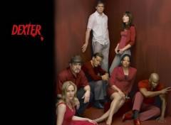 Wallpapers TV Soaps Dexter cast