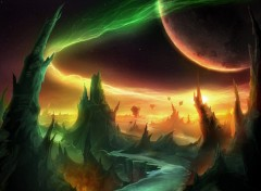 Wallpapers Video Games L'outre terre