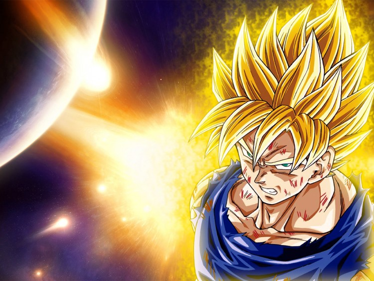 fond d'ecran anime dragon ball