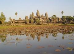 Fonds d'écran Voyages : Asie Angkor Wat