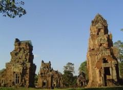 Fonds d'écran Voyages : Asie Angkor