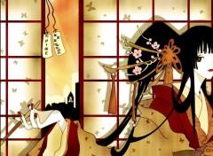 Fonds d'écran Manga Yuuko