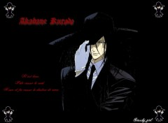 Fonds d'écran Manga Akabane Kurodo