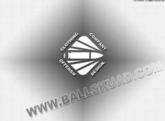 Fonds d'écran Grandes marques et publicité ballskuad Ironstyle