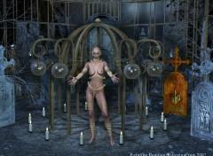 Fonds d'écran Erotic Art Hela