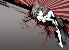 Fonds d'écran Manga City of Delusion