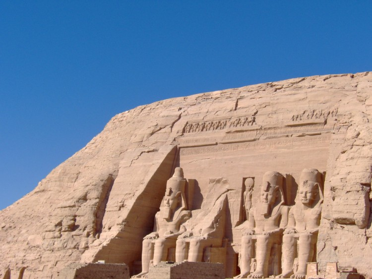 Wallpapers Trips : Africa Egypt Le Temple d'Abou Simbel