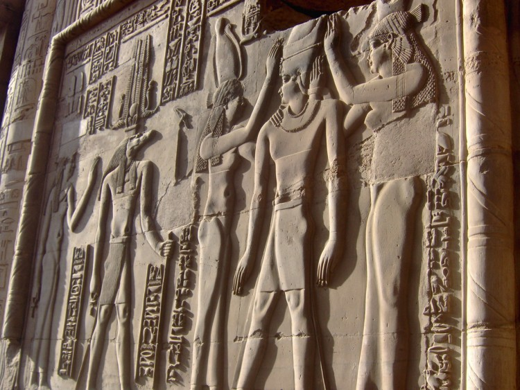 Wallpapers Trips : Africa Egypt L'art Egyptien