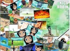 Wallpapers Manga Ruthay One Piece Nico Robin 01