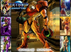 Wallpapers Video Games Samus Aran
