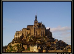 Wallpapers Trips : Europ le Mont st Michel
