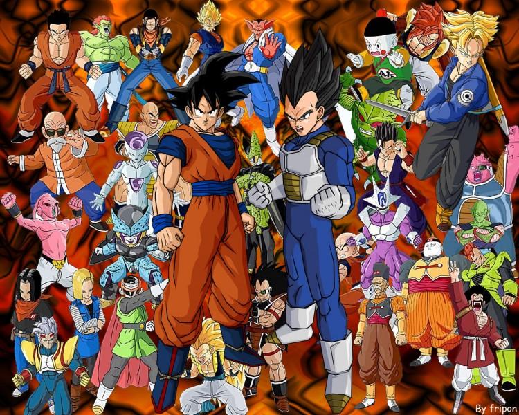 Fonds d'écran Manga Dragon Ball Z Wallpaper N°163443
