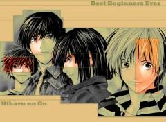 Fonds d'écran Manga go power