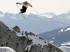 Wallpapers Sports - Leisures The true tail grab