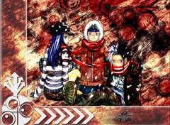 Fonds d'écran Manga Satan's Team