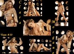 Wallpapers Celebrities Women Clara Morgane 3