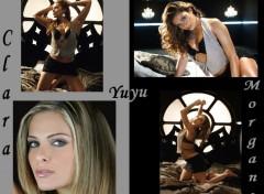 Wallpapers Celebrities Women Clara Morgane 2