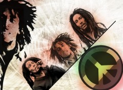 Fonds d'écran Musique Kinky Reggae
